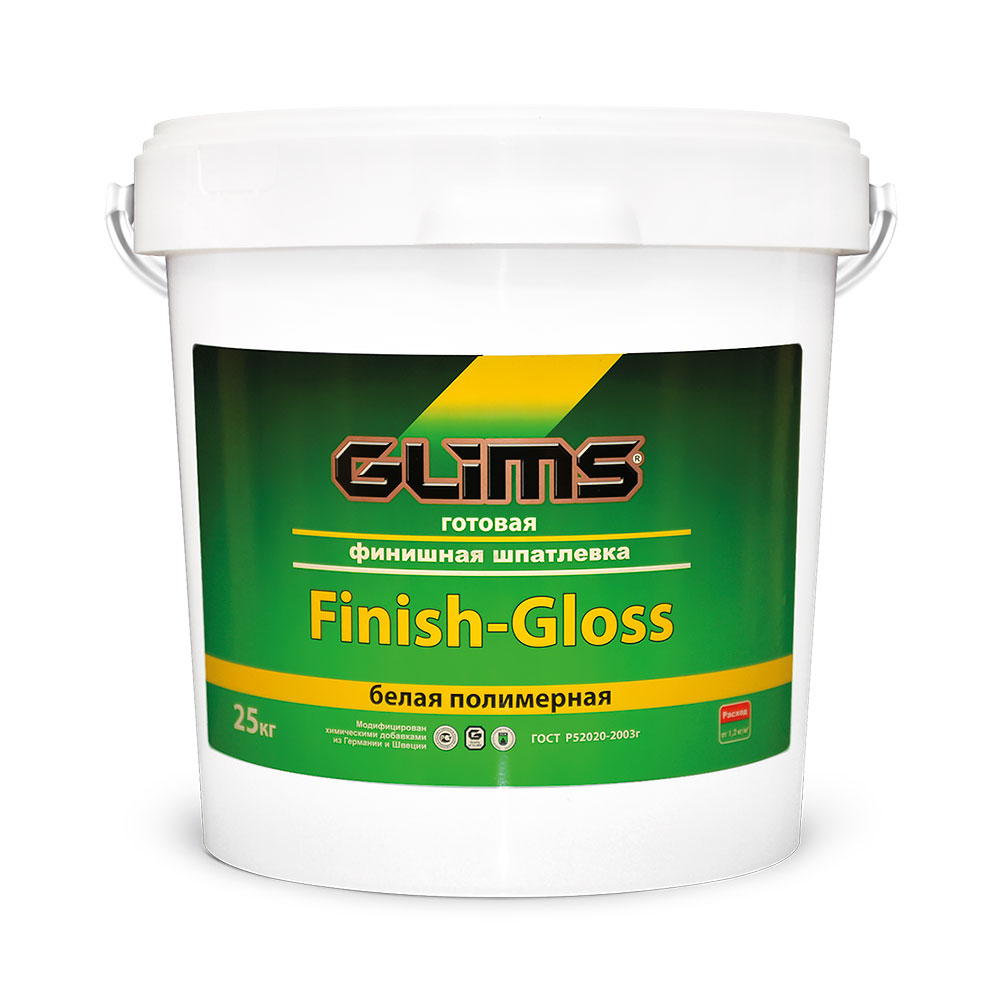 GLIMS®Finish-Gloss-25kg