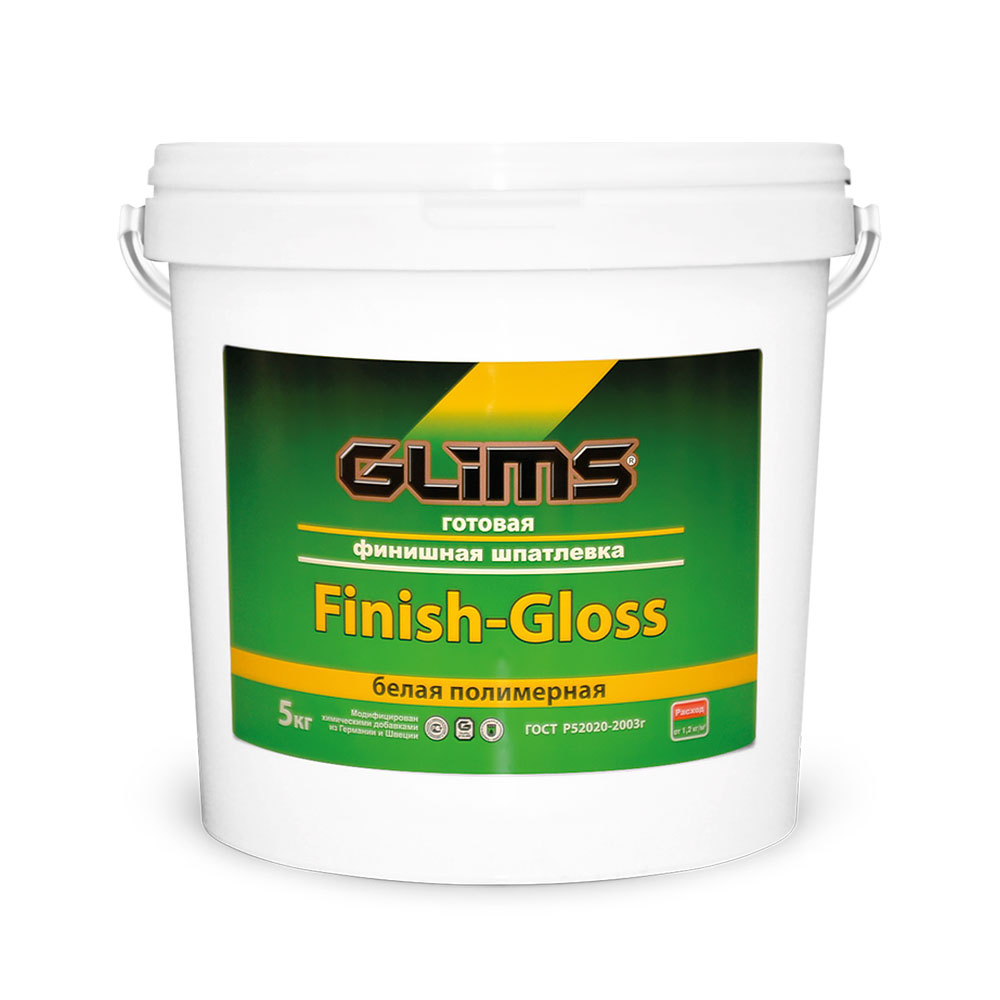 GLIMS®Finish-Gloss-5kg